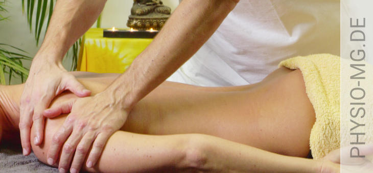 physiotherapie manuell